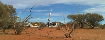 Diamond Drilling in remote Western Australia